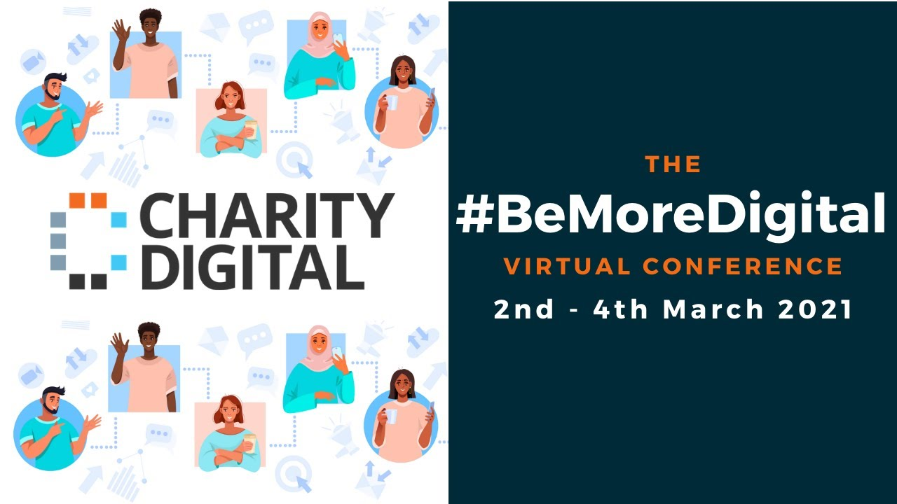 Amref Health Africa presents at #BEMOREDigital Event under the topic: Best Practices for digital storytelling March 3rd, 2021