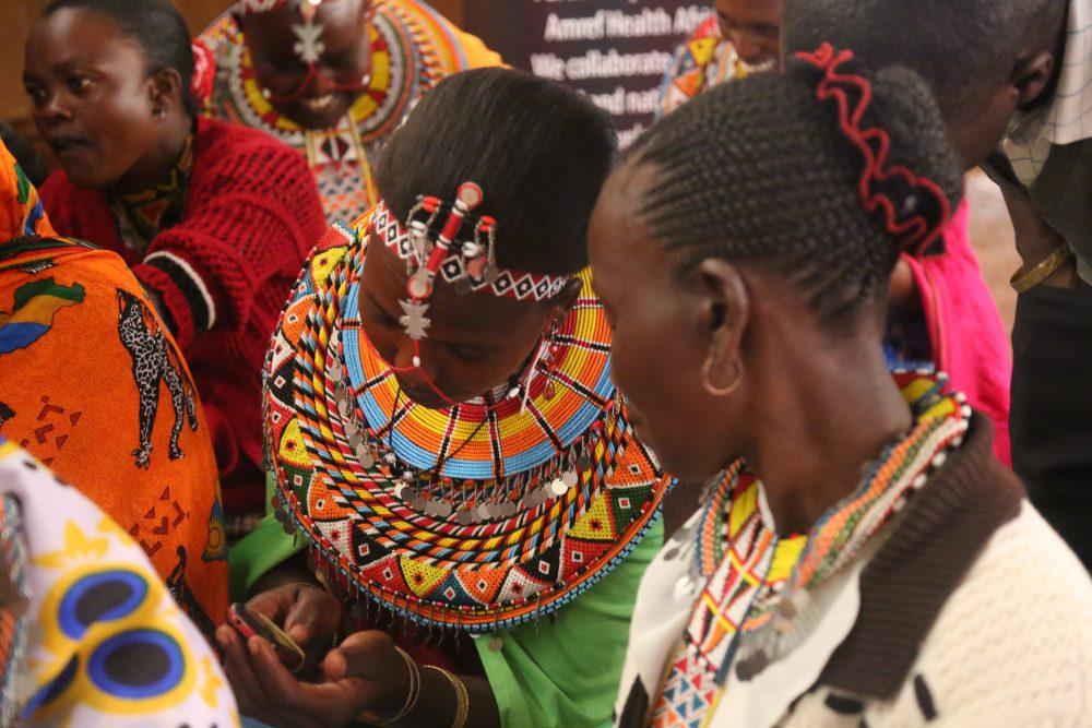 Amref Health Africa Enterprises - Samburu