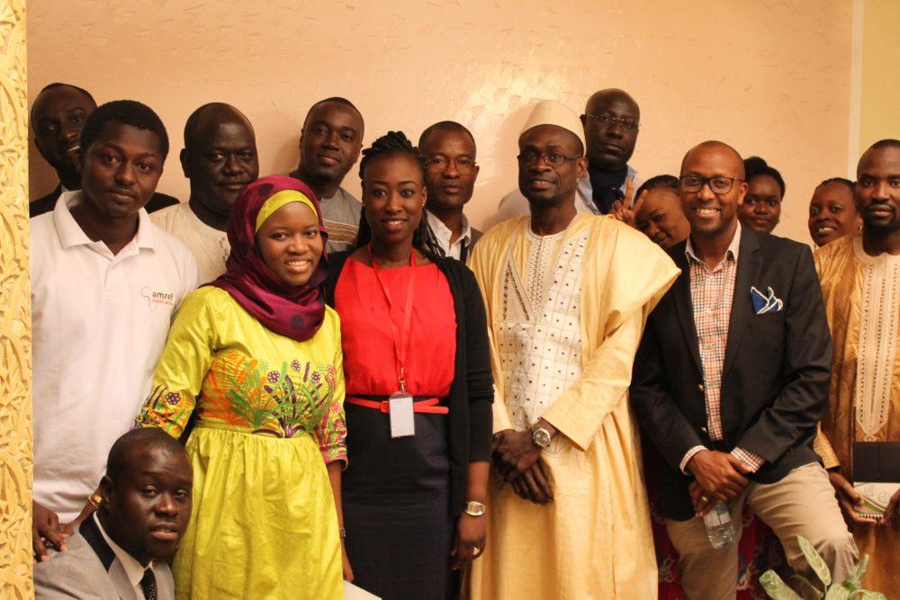Amref Health Africa in Senegal West Africa + CEO