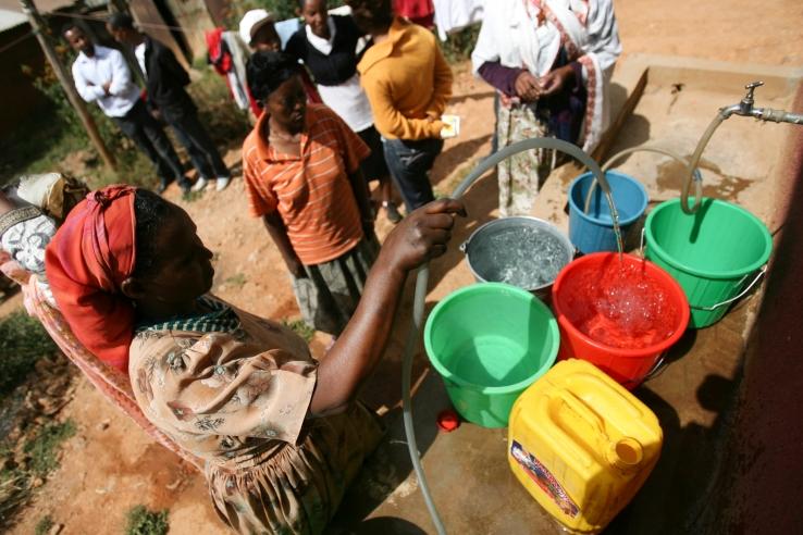 Amref in Ethiopia
