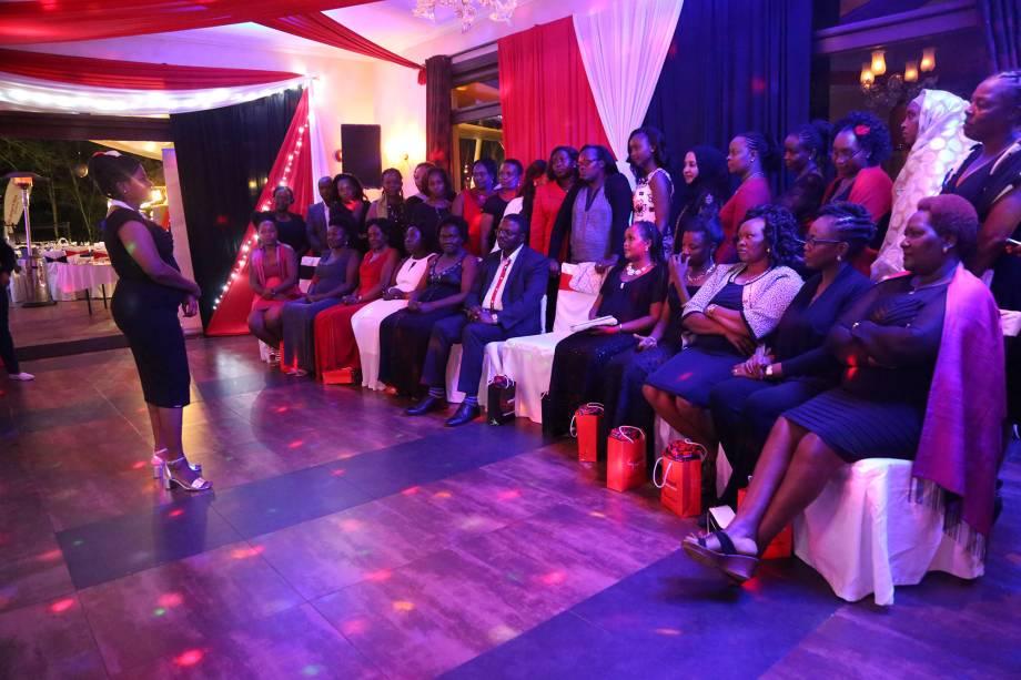 Amref Hosts First Ladies to Amref at 60 Dinner