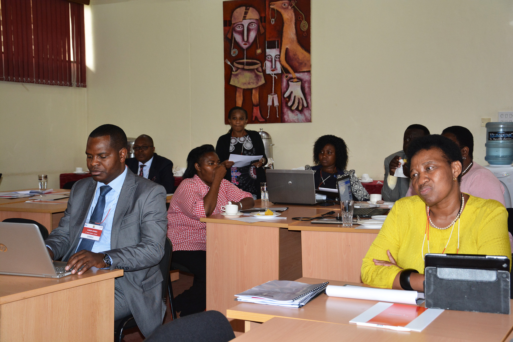 5th Africa Health Leadership Management Network General Assembly Conference