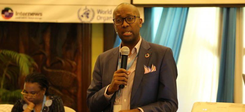 Amref Health Africa and UNICEF Renew Commitment to Strengthening