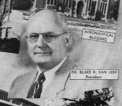 Dr. Blake R. van Leer
