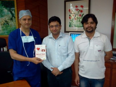 Dr. Devi Prasad Shetty is Chairman and Founder, Narayana Health