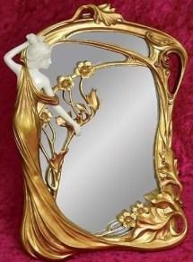 goddess mirror