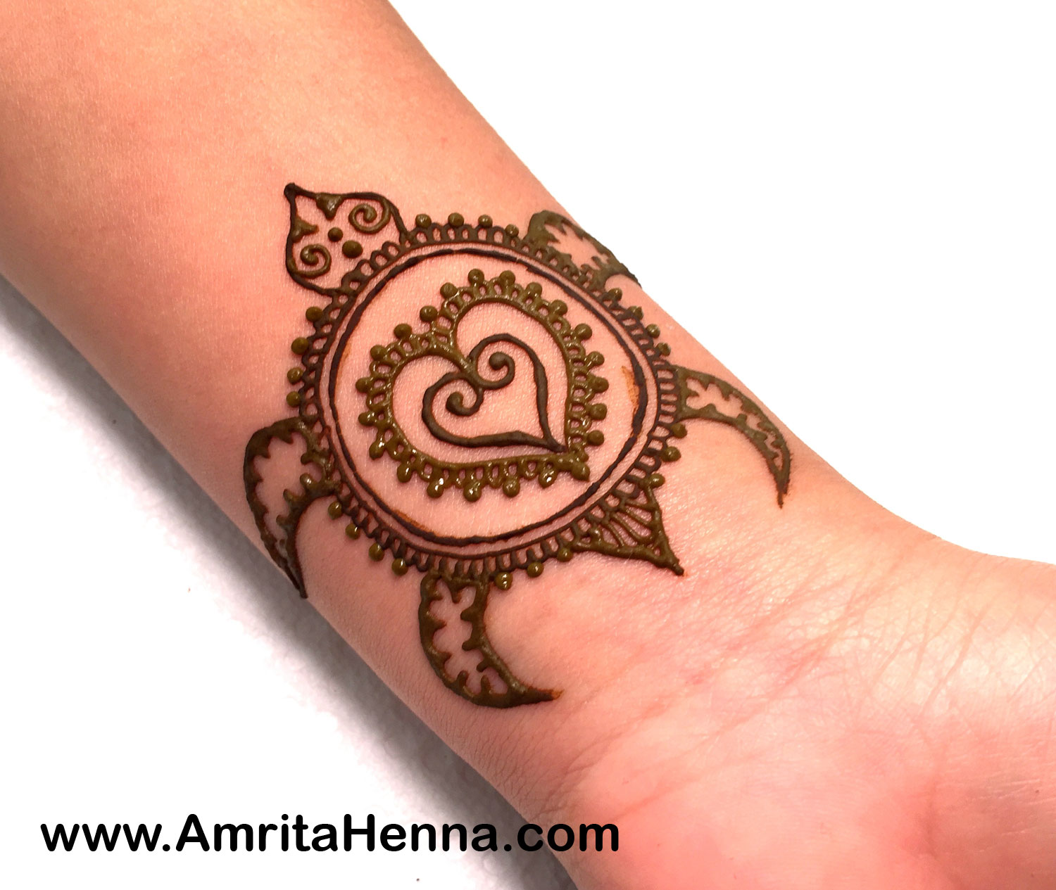 Easy And Cute Henna Designs For Beginners