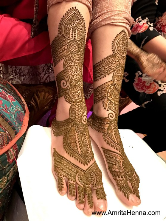 Image result for bridal mehndi designs for legs