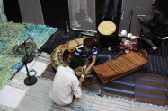 Setting up instruments