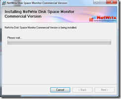Setting up Netwrix Disk Space Monitor tool (5/6)