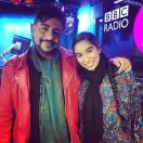 BBC Radio Asian Network, 'Track of the Week' interview, November 2016