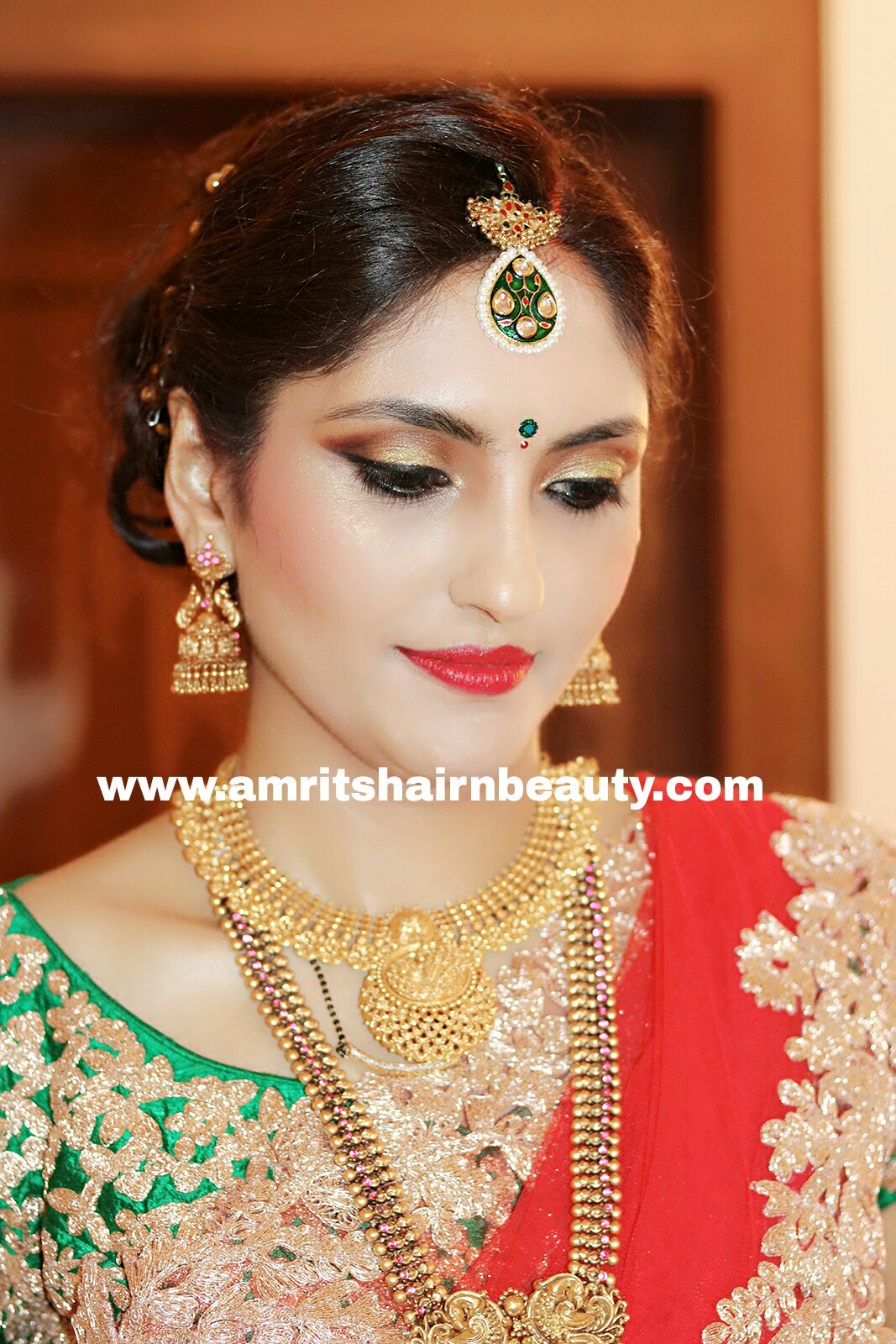 indian bridal makeup tips amrit
