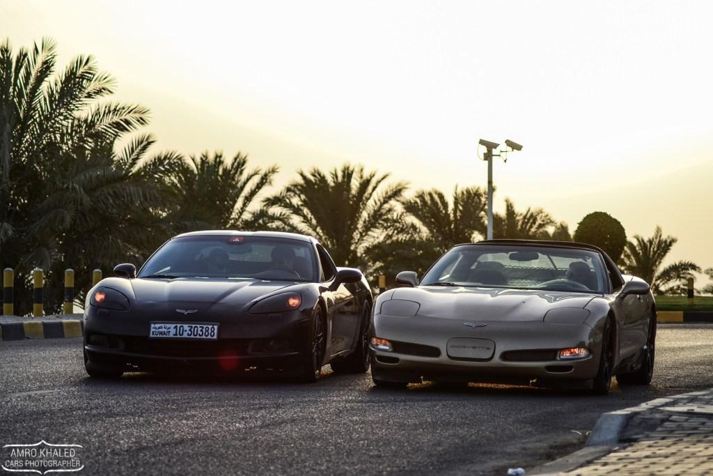 Corvette C6 + C5