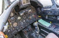 SEPECAT Jaguar Cabine pilotage