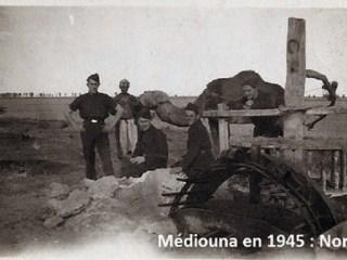 Médiouna – Noria