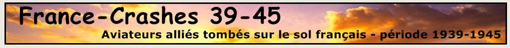 France - Crashes 39-45