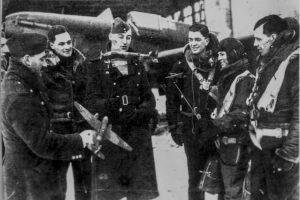Pilotes de la RAF