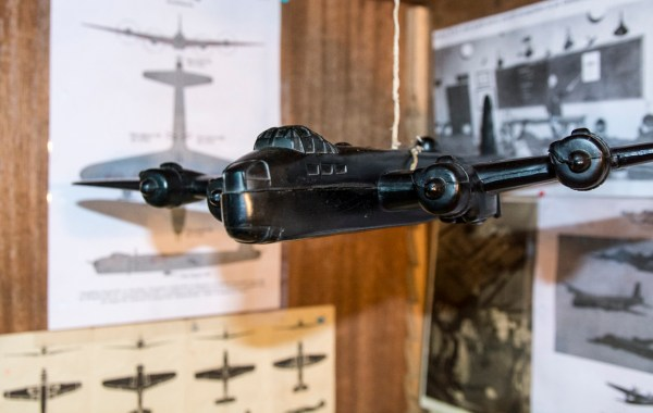 Maquette Short Stirling