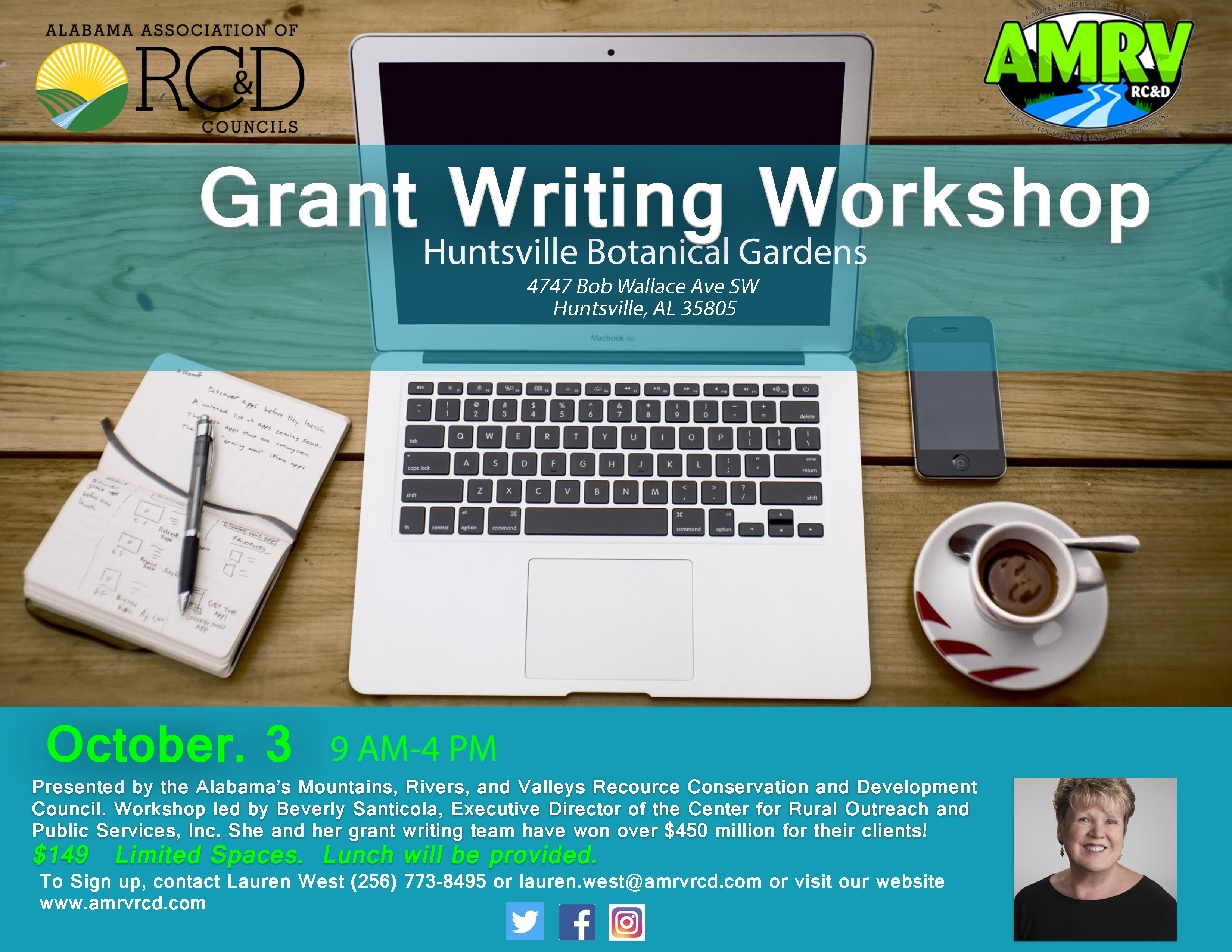 Grant writing services workshops 2017 indianapolis