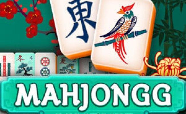 Play Mahjongg Solitaire Usa Today