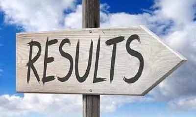 Exam results for 2018-2019
