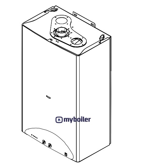 Ideal Boxer C24 C28 Installation Servicing Instructions Manual