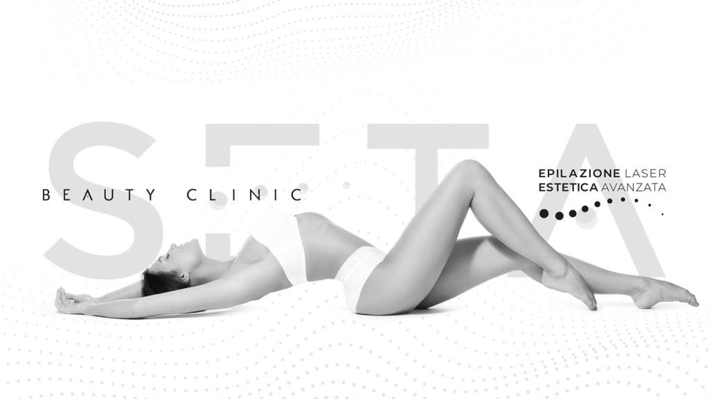 Seta Beauty Clinic, esperti in epilazione laser ed estetica avanzata.
