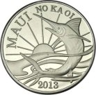 Maui Dollar 2013