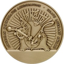 Heath Literary Award Reverse