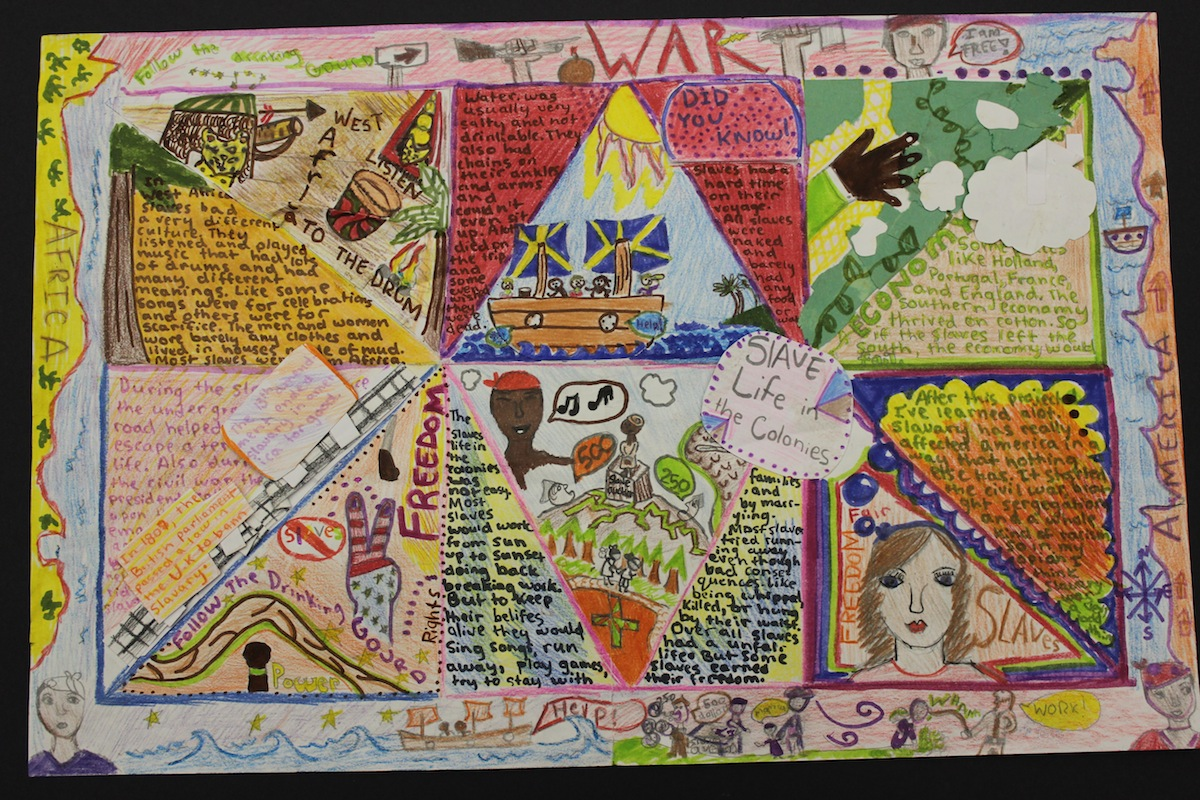 Quilt Of Remembrance Slavery Project Ams Aac 11
