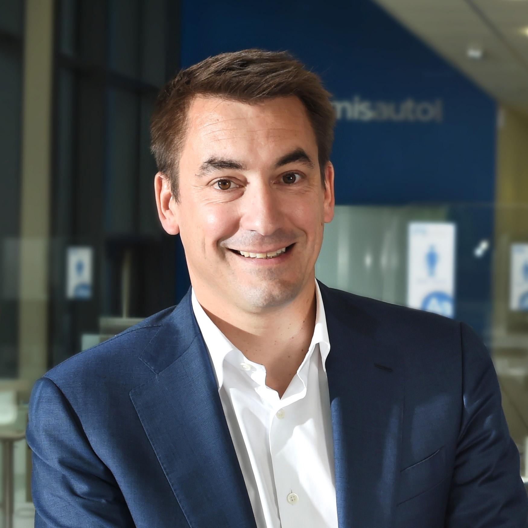 Nicolas Chartier, un alumni d'AMS Conseil à la tête d'AramisGroup