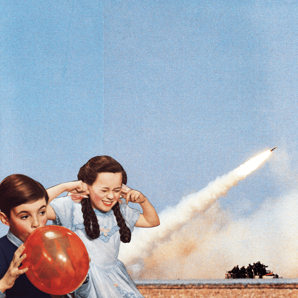 Oedipa Maas - Real Illusions by Joe Webb