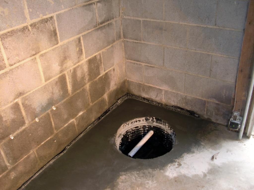 Basement Waterproofing Long Island Methods  Am Shield