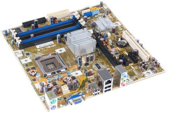 Płyta ASUS IPIBL-LB/462797-001 LGA775 DDR2 XX   Poleasingowe \\ Podzespoły komputerowe \\ Płyty główne   AMSO Komputery