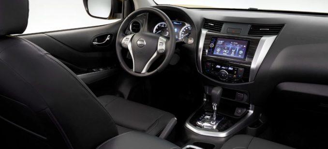 Interior do Novo Nissan Terra 2019