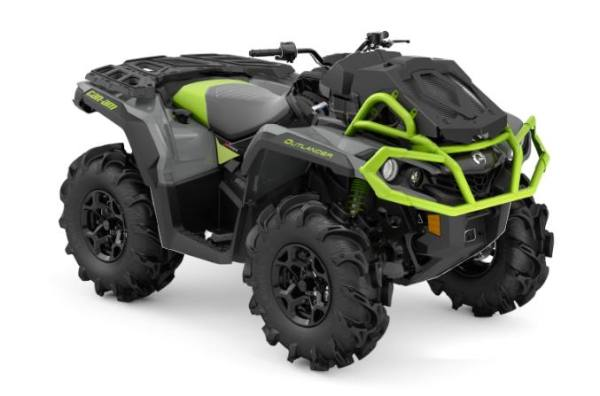 Can Am Outlandre 650 2020