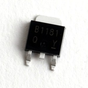 Transistor 2SB1181TL pour console 01V96 YAMAHA ref VU38410R