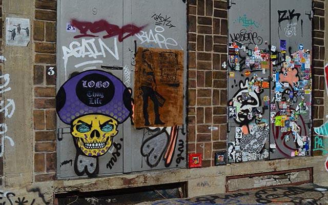 Street Art NDSM Amsterdam