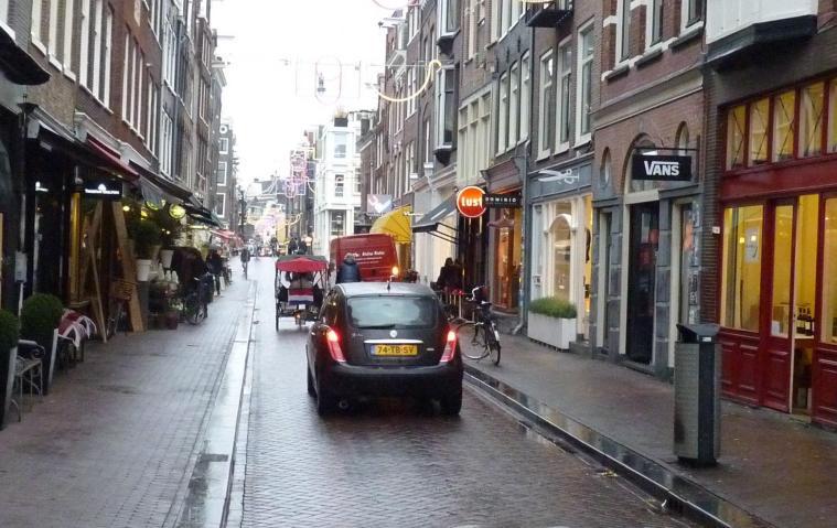 Runstraat ©Arnoud Hugo