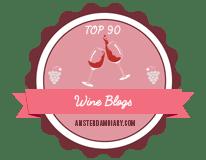 Top 90 Wine Blogs 2018