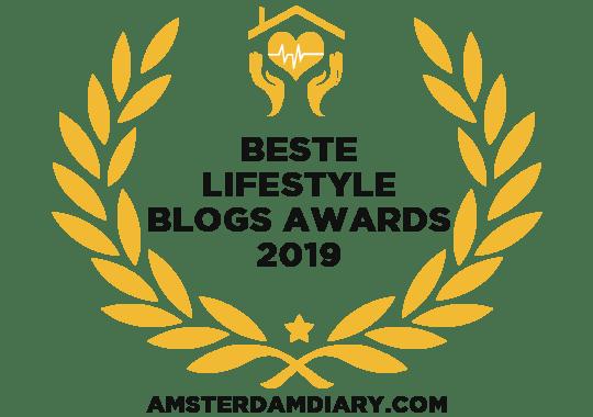Banners voor  Beste Lifestyle Blogs Awards 2019