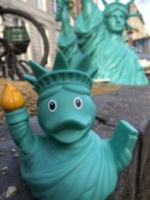 Liberty Rubber Duck Amsterdam Light Festival!