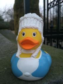 Marie Antoinette Rubber Duck