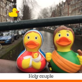 Share the special time of the year @ Amsterdam