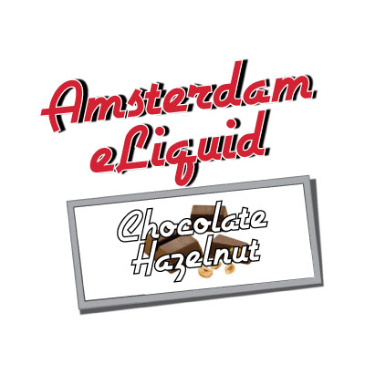 Amsterdam Chocolate Hazelnut e-Liquid