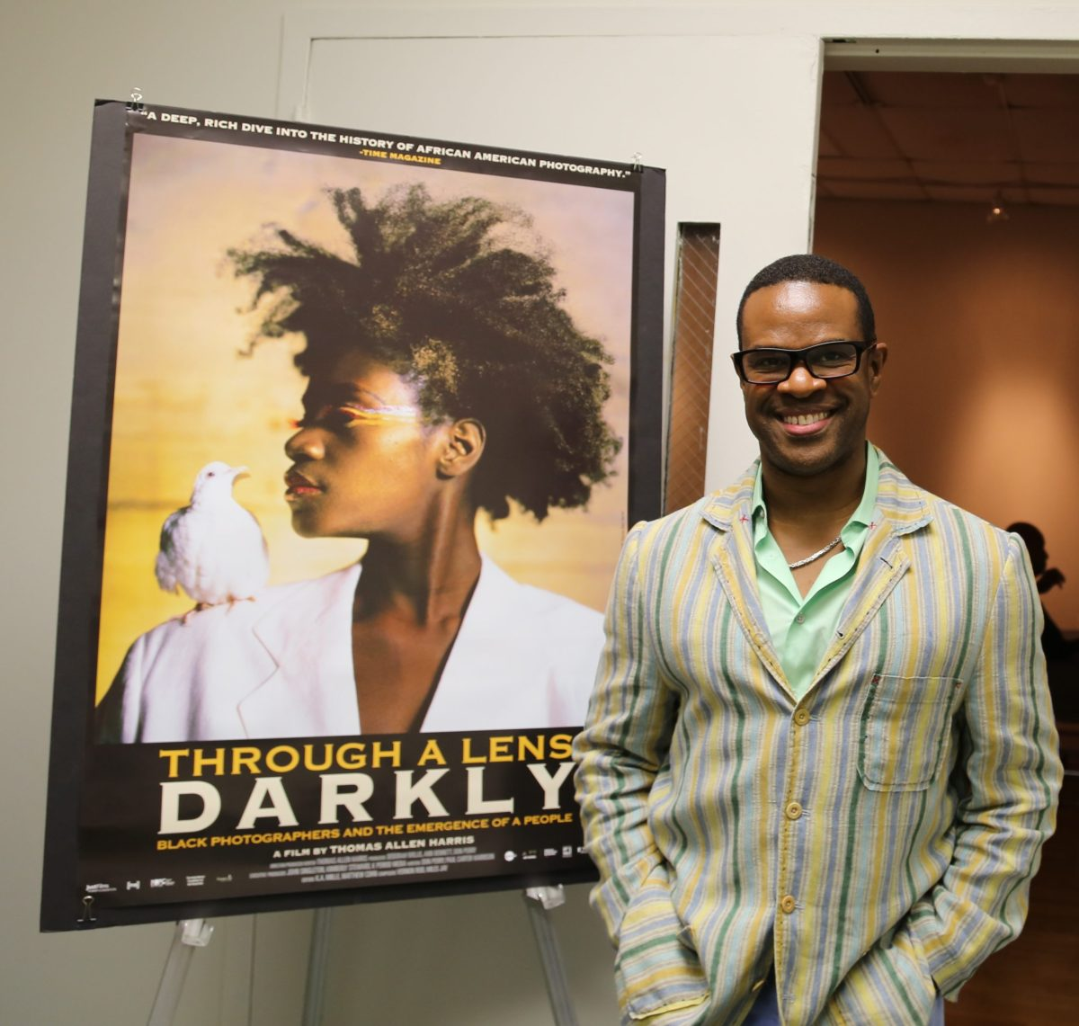 "Thomas Allen Harris, director of the documentary ""Through A Lens Darkly"" (88654)"