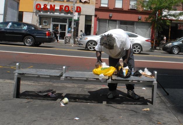 Homeless man in Harlem (156037)
