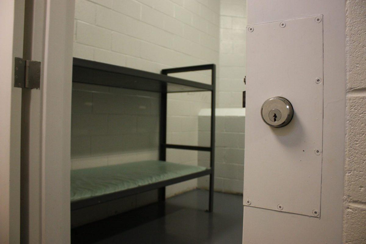 Empty jail cell, prison (170964)