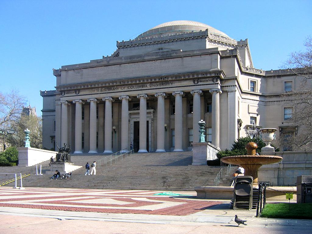 Columbia University (203315)