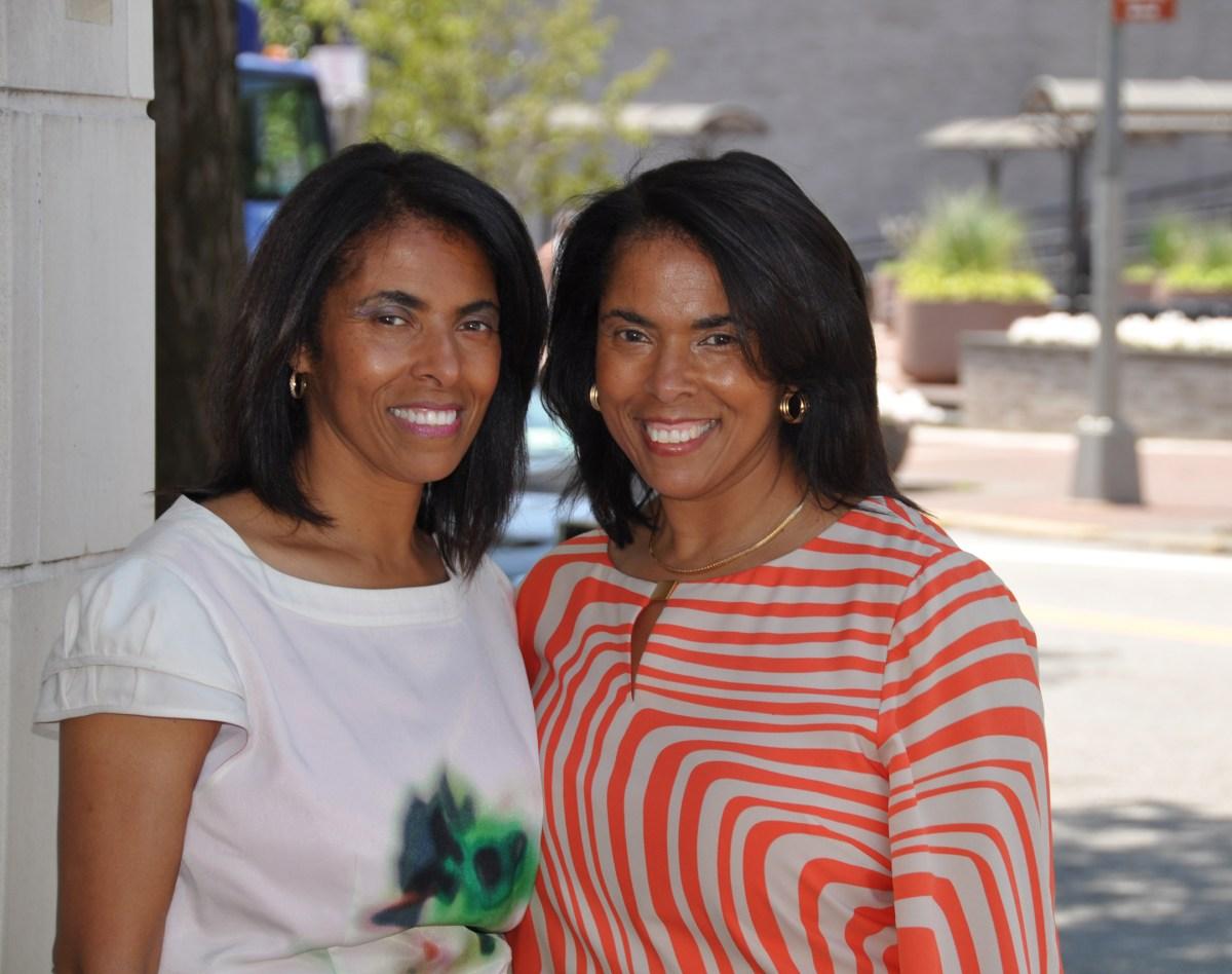 Karen and Sharon Mackey (201012)